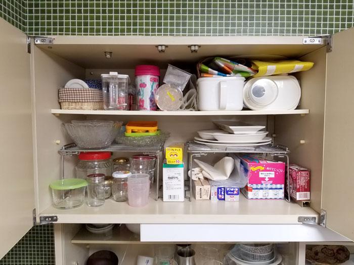 ニトリのキッチンラックNT